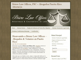 A Briere Law Offices, P.S.C.